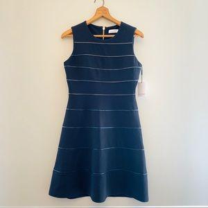 Calvin Klein A line mini dress NWT Classy Elegant
